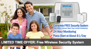 Free Wireless Security System